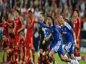 vô địch Champions League